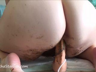 SamanthaStarfish - Cum In My Poopy Pussy [FullHD 1080P] - Screenshot 2