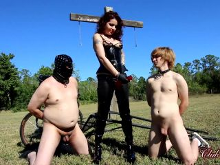 Club Dom – Beg to be Mistress Ginary's Ass Whore