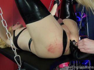 Ass – The English Mansion – Rubber Bimbofication – Mistress Sidonia