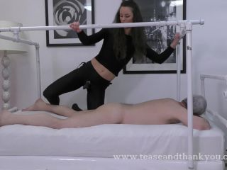 TeaseandThankYou — Blake Tangent — Respect Your Mistresses