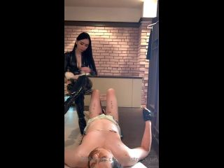 Today's Training Movie – Boots – MISTRESS UN