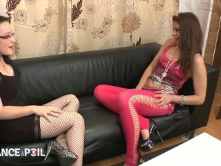 LaPoilaFrance – Candice Marchal, Lola Satine – Two hotties bang a guy