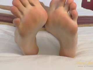 Staci Simpson Foot Fetish Video