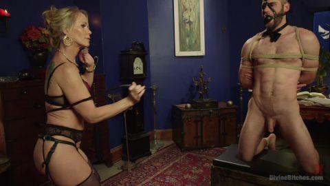 Kink.com- Simone Sonay is Mrs. S: ULTIMATE MILF Femdom!