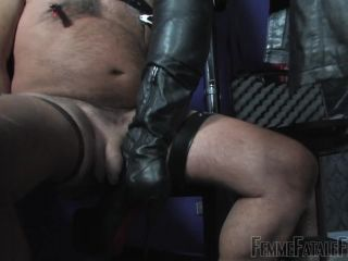 Bondage Male – Femme Fatale Films – The Hard Way – Part 3 – Mistress Serena