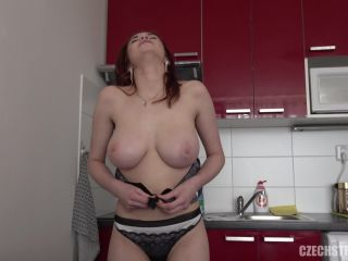 18 Years Old Czech Teen With DDD Tits - Fucked For Cash...