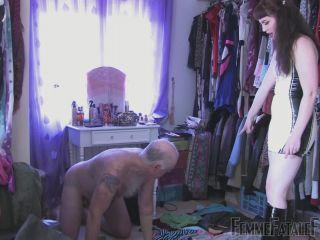 Porn online Femmefatalefilms - Miss Zoe - Panty Sniffer - Super HD femdom