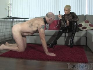 Porn online FemmeFataleFilms – Tongue For Boots – Complete Film. Starring The Hunteress femdom