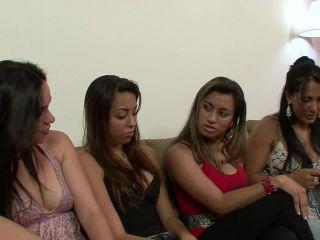 Foot worship – BRAZIL FEET – Lick Four Princesses's Delicious Feet part 1