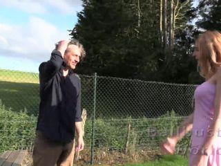BallbustingWorld – Beer Garden Ballbusting