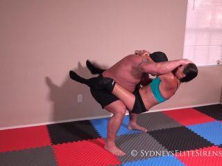 Sydneys Elite Sirens — Brandi Mae, Tomiko — BRANDI and TOMIKO VS SYDNEY'S BODYGUARD Part 1-2