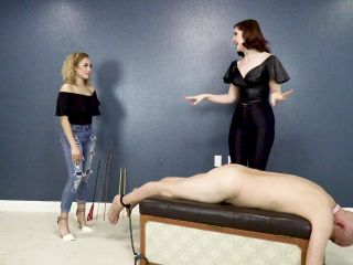 Mistress Dandy - Goddess Drayas Very First Caning - TheMeanGirls (UltraHD 2020)