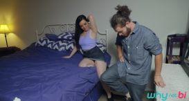 Skyler Dee, Luke Roman, Jasmin Jai - My Roommate's A Perv