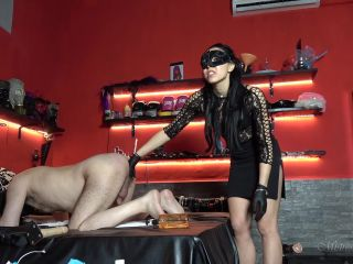 Mistress Gaia: Sadistic Ass Fuck, latina anal on femdom porn