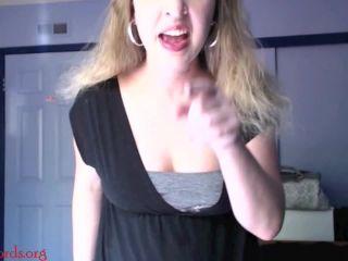Eve Batelle – Get On Your Back Cum Guzzler