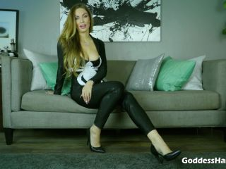 goddess harley - say good bye to your orgasms