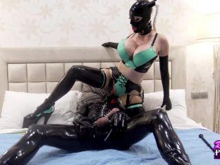 Rubber - Lucys Captive Slave
