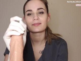 Domina Nina – Top 5 Medical Fetish Videos Package – $49.99