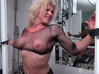 Mature Mandy Foxx Bound For Her Pleasure