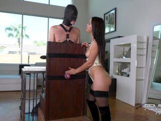 FemdomEmpire presents Mistress Alina Lopez DRAINED