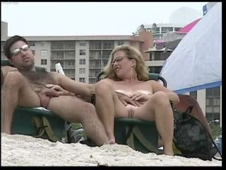 Nudism voyeur video
