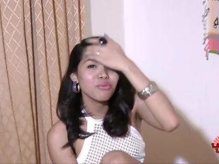 Filipino Bombshell Vanessa Jacks Off 854