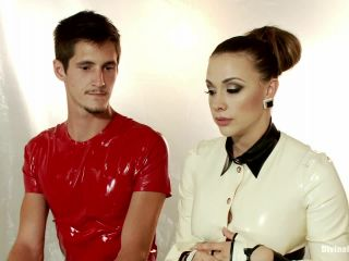 Chanel Preston's Divine Latex Used, Teased and Denied