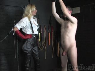 Online video Off The Wall (Part 1)  26th Aug 2015 femdom