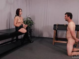 CRUEL PUNISHMENTS – Anette's most brutal sessions part3. Starring Mistress Anette, cheerleader femdom on bdsm porn