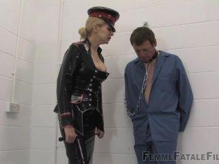 Cumshot – Femme Fatale Films – The New Regime – Mistress Eleise de Lacy