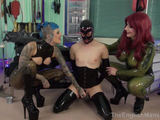 TheEnglishMansion – Dominant Dolly, Mistress Bliss – Boy 2 Doll Transformation Pt 1 – Complete Movie