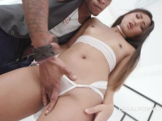 An5801 Balls Deep May Thai meets Dylan Brown for