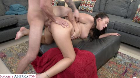 Alice Visby - Alice Visby Is Ready For Her Cock Salad!! [FullHD 1080P]