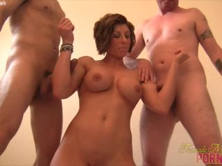Mistress Amazon - Its All Fun Until He Needs to Cum