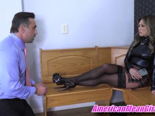 American Mean Girls – Lexi Chase – Mean Schoolgirl Bully – Miss Lexi