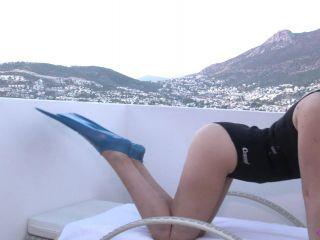 Danielle Maye - Balcony Snorkel Fuck [Manyvids]