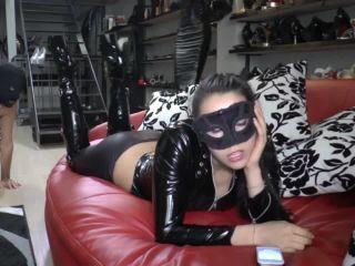 Sperm – MISTRESS GAIA – FUCK MY BOOTS