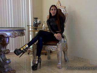 Porn online Princess Beverly - Turning A Dickhead Into A Cocksucker femdom