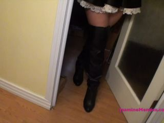 Boobs Worship – Jasmine Mendez LatinAss Locas – CreditCard Fucked by Maid AGAIN
