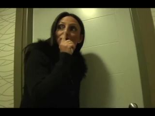 French mature banged in a hotel
