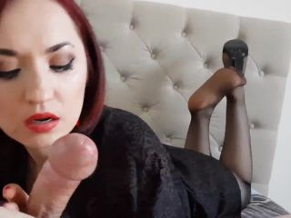 Dame Olga - Edging Blowjob 6 How Long Can You Last