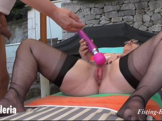 Online Fetish video Outdoor fist fucking – Hotvaleria