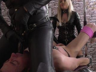 Lady Dark Angel - Mistress Paris - Two Holes to Fill [FullHD 1080P] - Screenshot 6