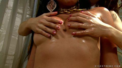 Kathia Nobili, Leyla Black The Mighty Cleopatra \/ 25.06.2012
