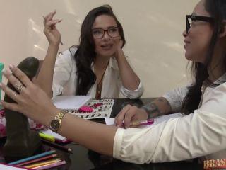 Carol Fênix and Oriental Vip - Scene 4 in Nerd Girls 3  | brazilians girls | hardcore porn ava addams hardcore