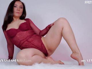 Anastasia Lust – Foot Lust Necessity