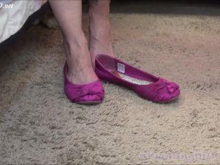 Cum on My Feet Footjob