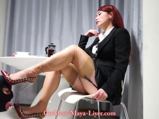 Pantyhose/stockings – GODDESS MAYA LIYER – Heaven Scent