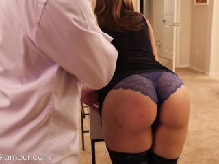 Spanking Glamour - Kitty Catherine 1 - High Video