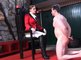 SADO LADIES Femdom Clips  Cruel Slaps From The Ridingmistress. Starring Mistress Cloe